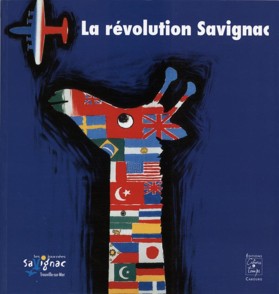 La révolution Savignac - Hélène Decaen Le Boulanger